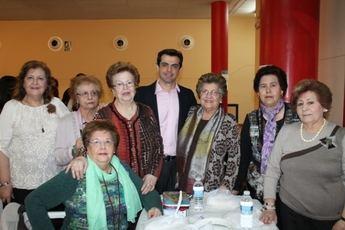 XV edición del Encuentro de Encaje y Bordado de Albacete de las mujeres de Fátima