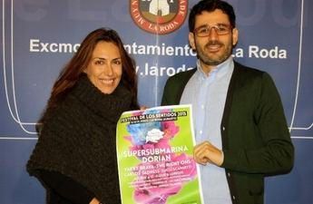 Presentado el cartel del VIII Festival de los Sentidos de La Roda en su edición del 2105