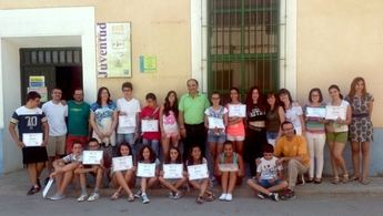 Clausurado el Verano Joven 2014 de Villarrobledo, una iniciativa que ofrece una alternativa de ocio, tiempo libre y formación a jóvenes  a partir de los 12 años
