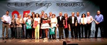 Se celebran los 25 años de historia del Colegio Diego Requena de Villarrobledo