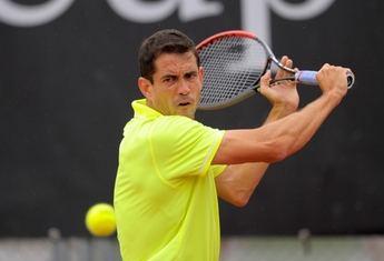 Guillermo García López se hizo un sitio en los cuartos de final de Stuttgart