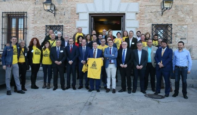 Las Cortes de Castilla-La Mancha aprueban la Ley que impide el fracking, en un acto que contó con presencia albaceteña