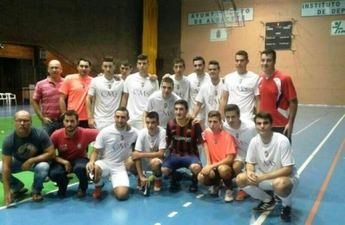 El Albacete F.S. terminó la Liga ganando en casa Menasalbas (3-1)