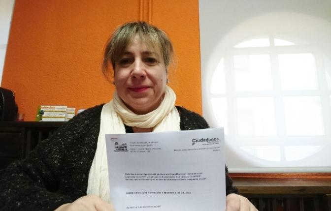 Ciudadanos solicita a la Junta actuaciones para atender las dificultades de aprendizaje de los alumnos con dislexia