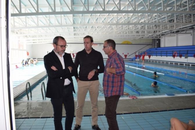 La piscina cubierta de Villarrobledo empieza sus servicios en horario ininterrumpido
