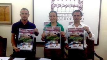 El Municipal Virgen de la Caridad de Villarrobledo acoge el II Torneo Nacional de Fútbol 'Tierras del Vino'
