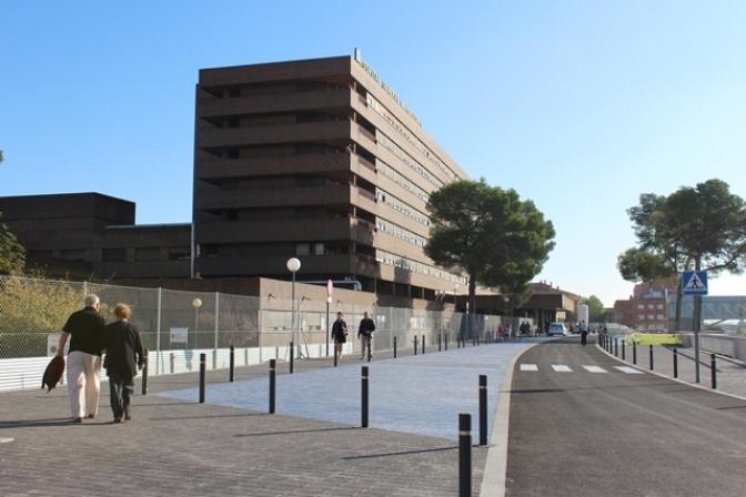 El hospital general universitario de Albacete abre de nuevo su puerta principal