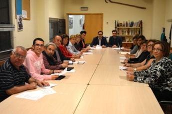 Reunión del Foro de la Participación de Almansa