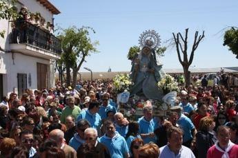Miles de personas participarán este domingo en romería a la Virgen de los Remedios