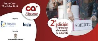 La segunda edición de los Premios al Comercio de Albacete distinguirá a seis comercios y una asociación