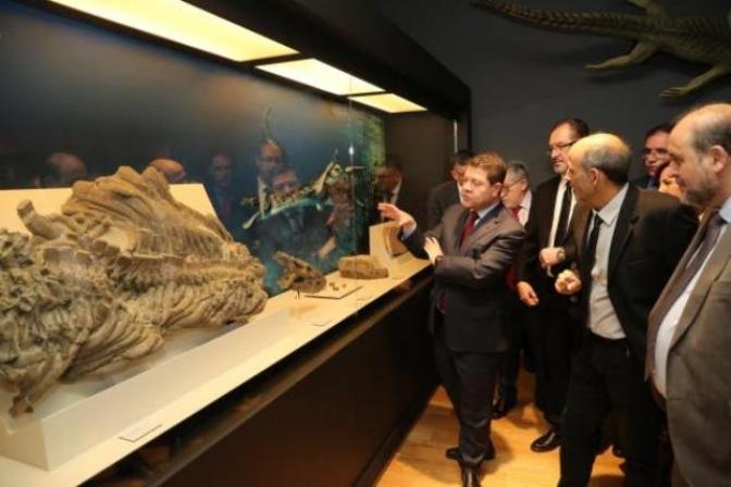 Cuenca sera sede de un centro de investigación sobre paleontología