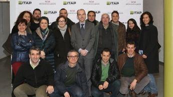 El ITAP celebra una reunión de trabajo con investigadores de viticultura de todo el territorio español
