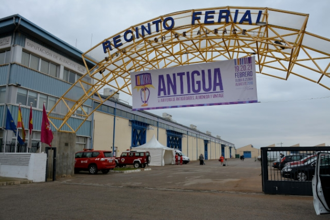 La Feria 'Antigua' de Albacete 2016 cerró sus puertas con casi 5.200 visitantes y 1.250 operaciones de negocio