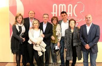 La Unidad de Mama del Área Integrada de Albacete recibe el premio Pentesilea por la labor que lleva a cabo