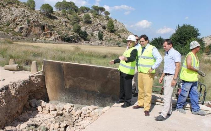 Siete de cada diez proyectos de mejora de carreteras en Albacete se han ejecutado, en el 2014