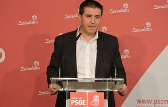 Cabañero (PSOE) asegura que con Cospedal hay menos médicos, menos plazas MIR y menos ayudas a dependientes