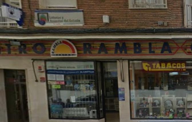 Vendido en Almansa el primer premio de la Lotería del sábado, dotado con 600.000 euros, y el segundo en Talavera