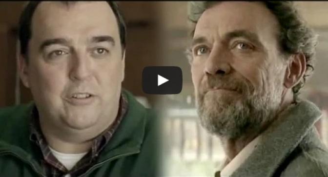 Un albaceteño hace llorar a media España con el anuncio de la Lotería de Navidad