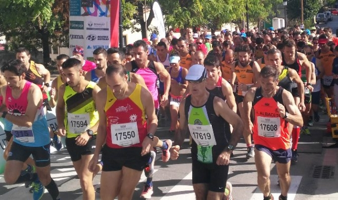 Las carreras populares de atletismo que organiza la Diputación de Albacete tienen cita en Nerpio