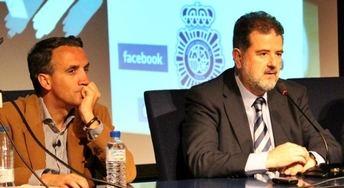 Conferencia en Albacete de Carlos Fernández, Community Manager de Policía
