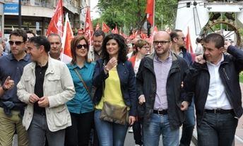 """El PSOE de Albacete denuncia una Legislatura de precariedad en el empleo y pide """"unidad"""" en la defensa de los derechos de los trabajadores"""