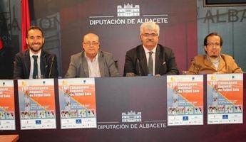 Albacete será sede del Campeonato Regional de Fútbol Sala para personas con discapacidad