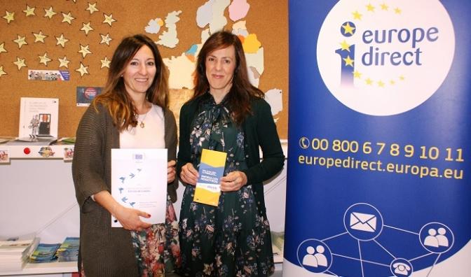 El Ayuntamiento de Albacete recibe 24.700 euros para garantizar el Centro de Información 'Europa Directo' durante 2018