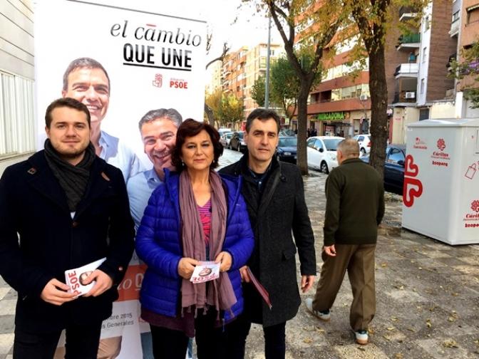 """Matilde Valentín (PSOE): """"La mejor prevención de la violencia machista es una sociedad en igualdad y un pacto para erradicar esta lacra social"""""""