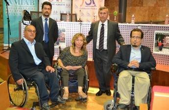 El VI Trofeo Ciudad de Albacete de tenis en silla de ruedas se disputará del 26 al 28 en el CT Albacete
