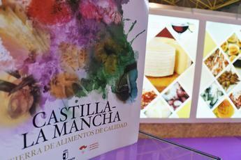 El Gobierno de Castilla-La Mancha anima a consumir alimentos de la región durante estas fiestas
