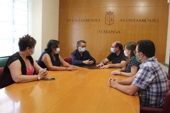 Martínez (PP) destaca el trabajo del equipo de gobierno de Almansa durante la crisis sanitaria