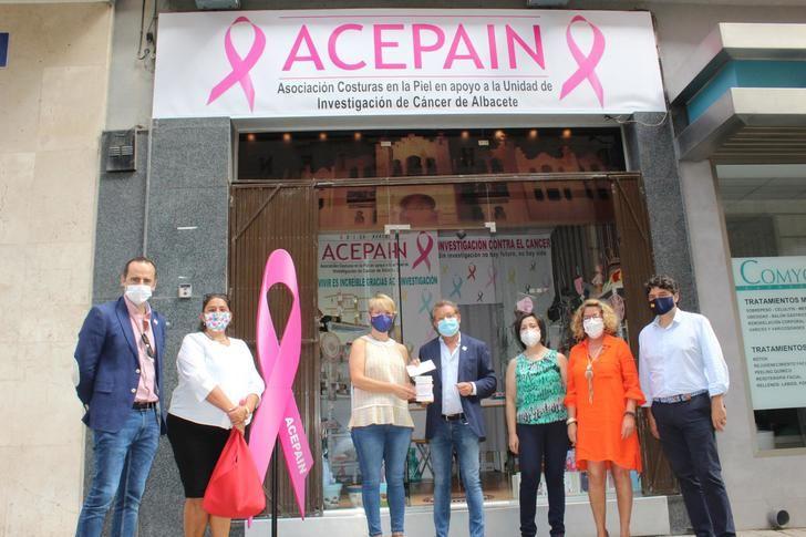 El PP de la Diputación de Albacete colabora con asociaciones socio sanitarias de la provincia