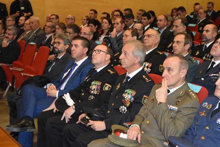 El Cuerpo Nacional de Policía celebra los actos conmemorativos del 196 aniversario de su fundación
