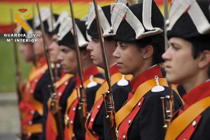 La Guardia Civil de Albacete celebra el 176º aniversario de su fundación por el Duque de Ahumada