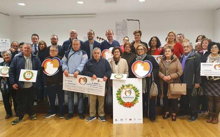 Apoyo de la Diputación de Albacete al comercio local de Almansa, en las proximas campañas de Navidad