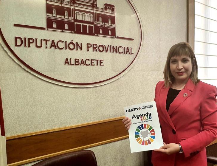 La Diputación de Albacete se adhiere a la Red de Entidades Locales para los objetivos de desarrollo sostenible