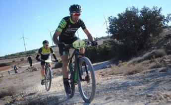 Bonete marca la recta final del Circuito de BTT de la Diputación de Albacete