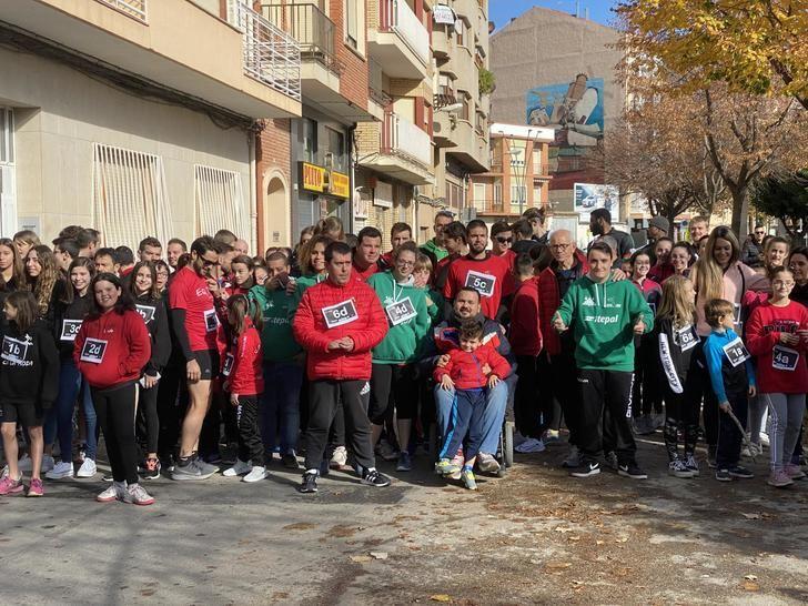 Más de 1000 personas participan en las actividades contra el acoso escolar celebradas en La Roda