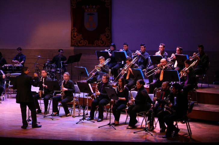 La Big Band del Conservatorio de Albacete actuará el próximo miércoles a beneficio de Manos Unidas