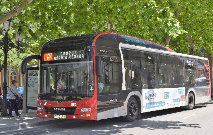 El autobús urbano de Albacete recupera usuarios y alcanza los 285.000 viajeros