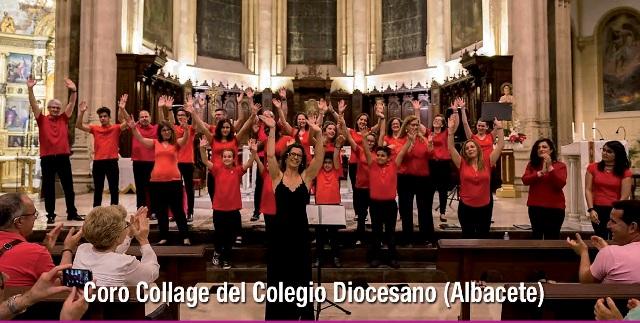 La Asunción acoge este sábado el II concierto de Corales Infantiles y Juveniles de Albacete