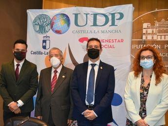 Cabañero pide a la 'familia' de la UDP C-LM seguir siendo 'protagonistas activos de una sociedad que os debe todo'