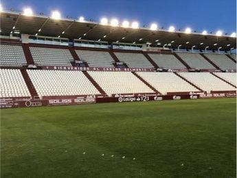 El Albacete se enfrenta a un complejo calendario para salir del descenso