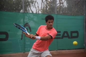 El tenista albaceteño Carlos Sánchez Jover jugará su segunda final de un torneo Future