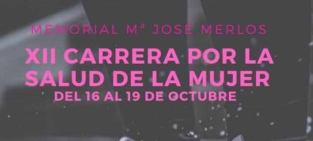 AMAC Albacete organiza la XII carrera virtual por la salud de la mujer en memoria a Mª José Merlos