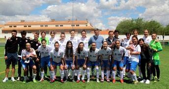 El Club de Fútbol Femenino Albacete logró el ascenso a Segunda División