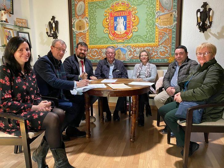 El Ayuntamiento de La Roda mantiene la cuantía de los convenios con los colectivos sociosanitarios