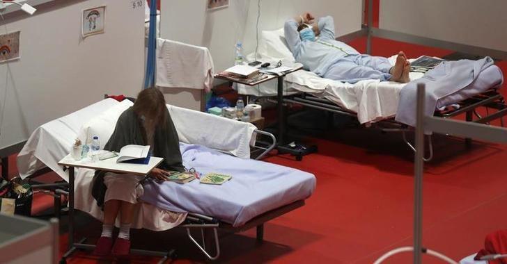 Un día más Castilla-La Mancha tiene más altas que nuevos casos confirmados por coronavirus