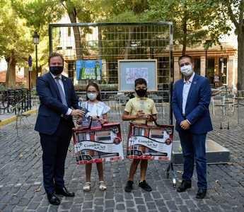 La Diputación y el Museo de la Cuchillería acercan el sector cuchillero a la provincia de Albacete
