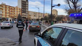 La Policía Local de Albacete participa del 9 al 15 de marzo en la campaña sobre cinturón de seguridad